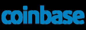 Giełda kryptowalut Coinbase logo