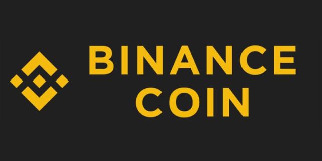 Binance Coin logo kryptowaluty